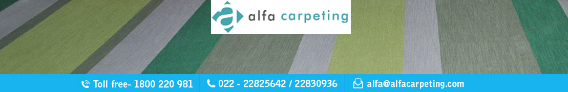 deal into all type of carpeting